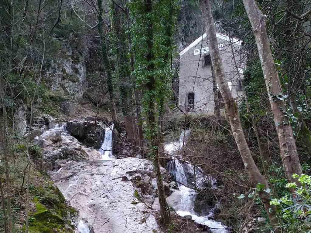 Valle delle Ferriere in Amalfi