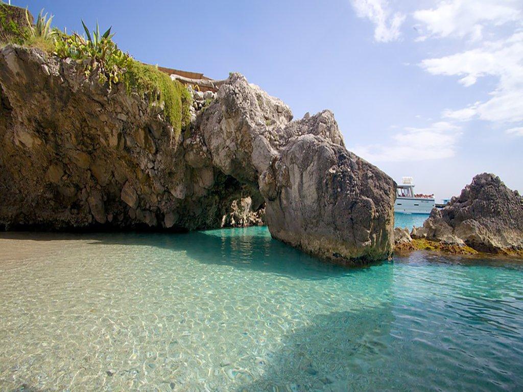 Marina Piccola in Capri