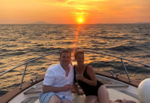 Sorrento sunset cruise