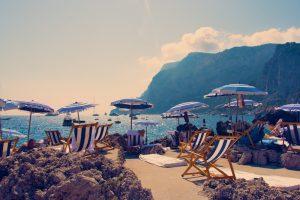 Naples to Capri boat tour
