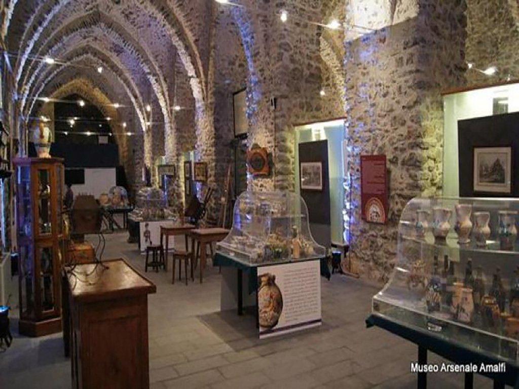 Museo arsenale di Amalfi