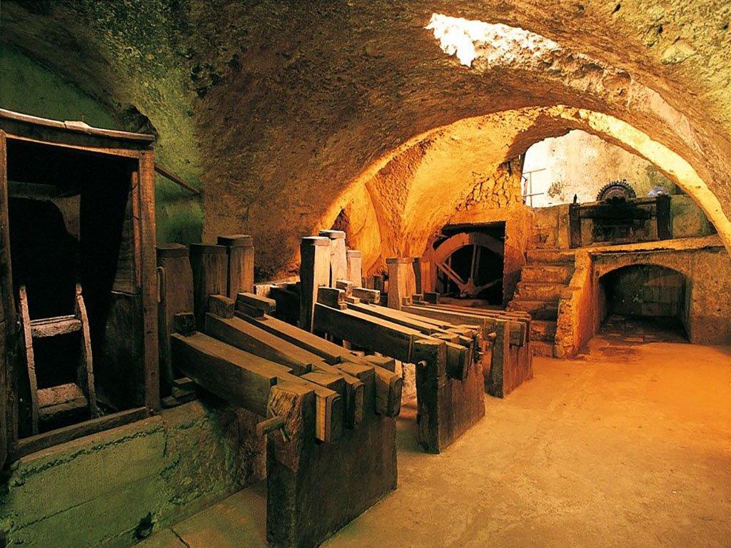Paper museum in Amalfi