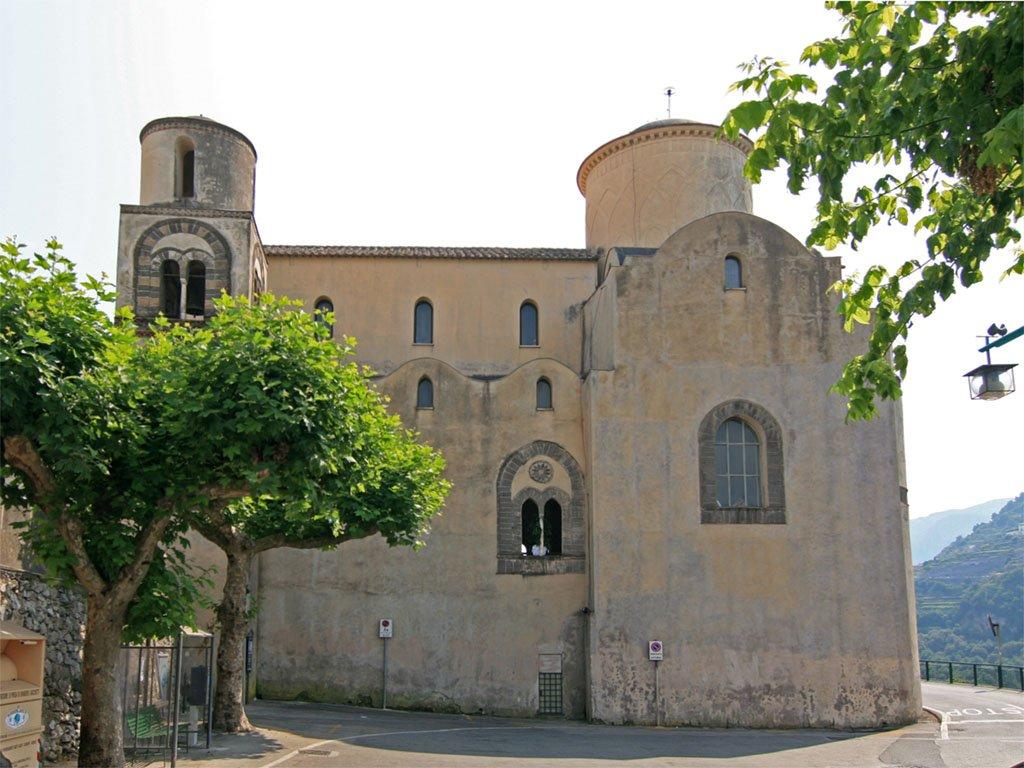 Santa Maria in Gradillo in Ravello