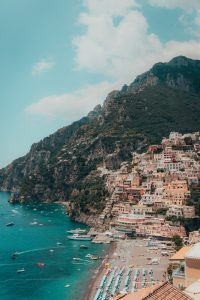 From Capri to Positano & Amalfi by boat