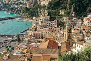 Amalfi things to do - Lubrense Boats
