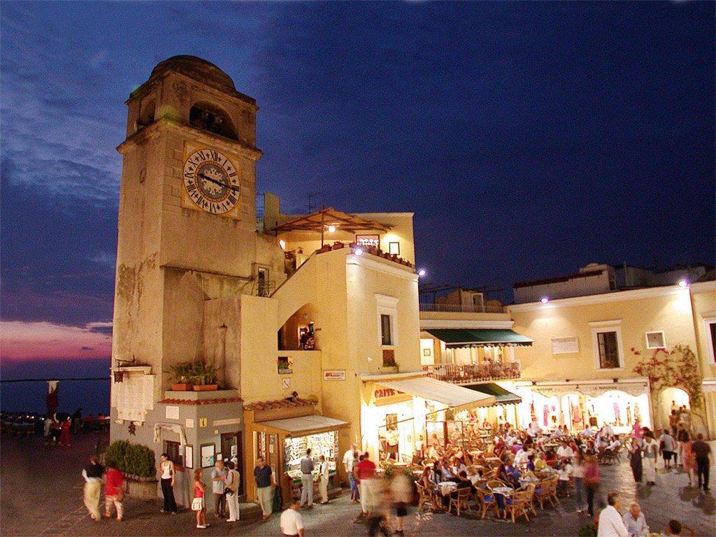 Piazzetta di Capri
