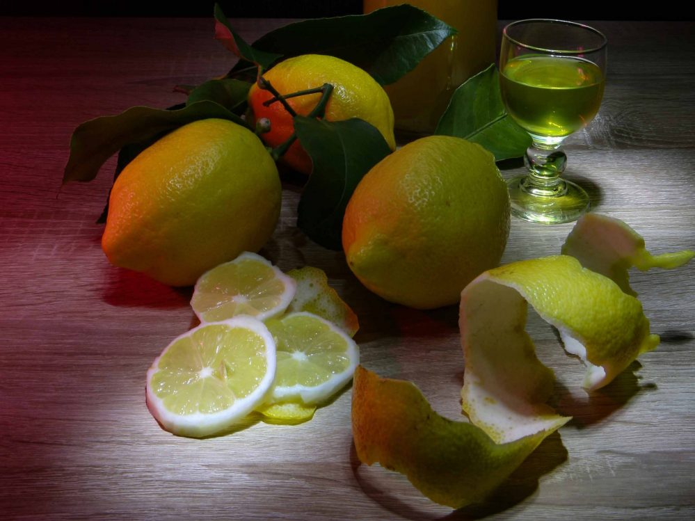 Limoncello of Sorrento