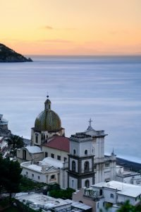 Positano to Amalfi boat trip