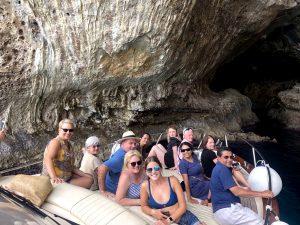 Excursion a Capri y gruta azul desde Sorrento
