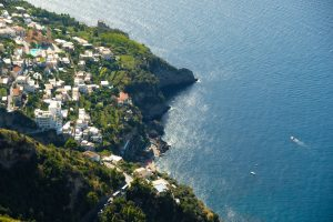 From Amalfi or Positano to Sorrento coast