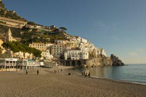 Tour da Capri a Positano ed Amalfi in barca