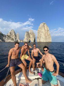 Tour Sorrento Capri Positano