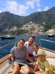 Small group tour of Amalfi coast from Sorrento