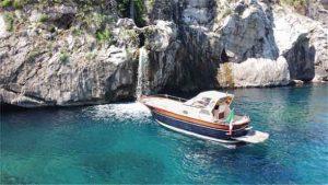 Tour costiera amalfitana da Napoli in barca