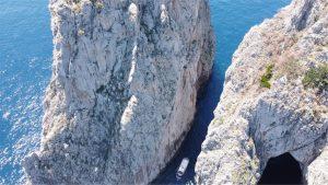 Tour Napoli Capri in barca con grotta azzurra